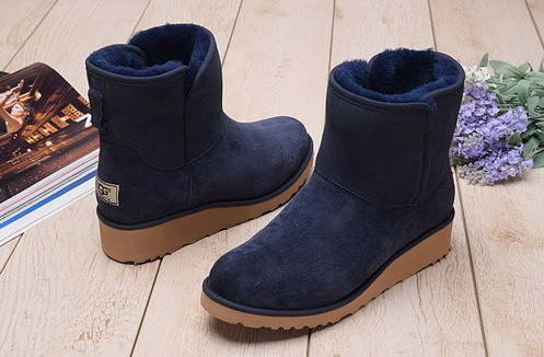 UGG 1012497 wedge heel Navy