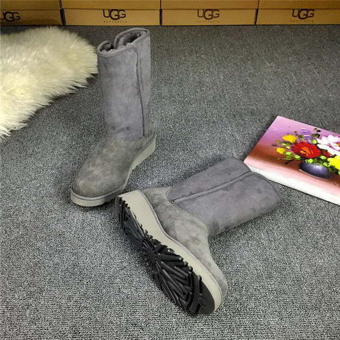 UGG 1013429 wedge heel Grey