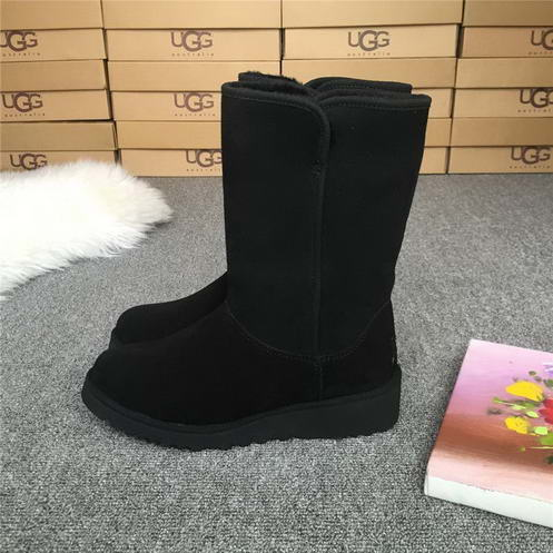 UGG 1013429 wedge heel Black