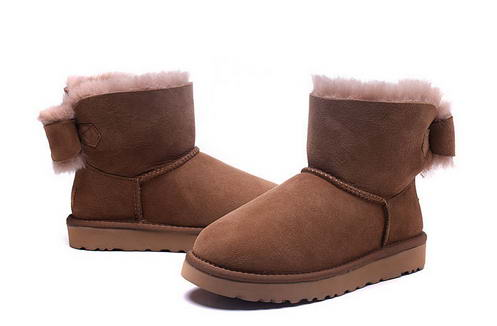 UGG 1012808 Butterfly crus Chesnut