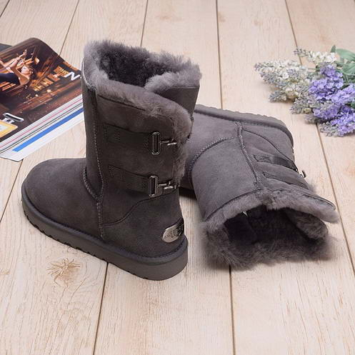 UGG 1010258 with 2 belt Grey