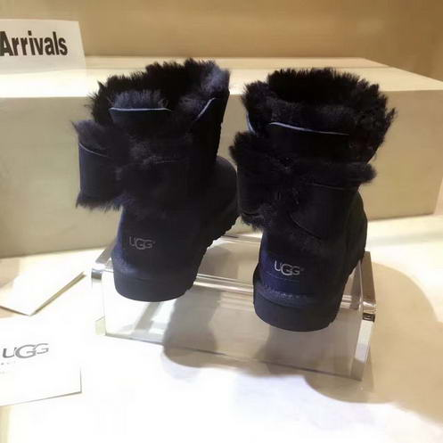 UGG 1012808 Butterfly crus Black