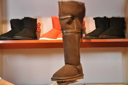 UGG Cheon Song 5588Chocolate