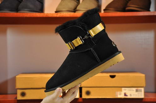 UGG W Aurelyn 1011252 Black