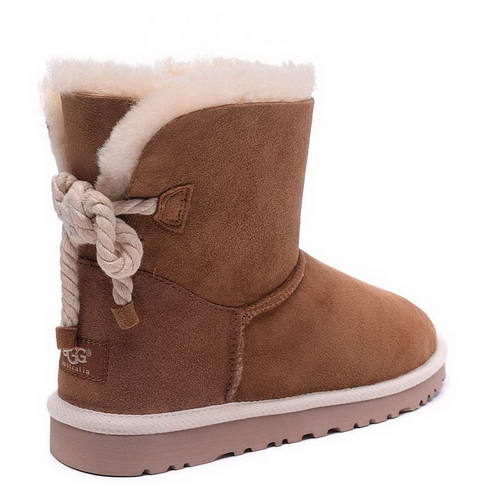 UGG 1006493 hemp rope chesnut