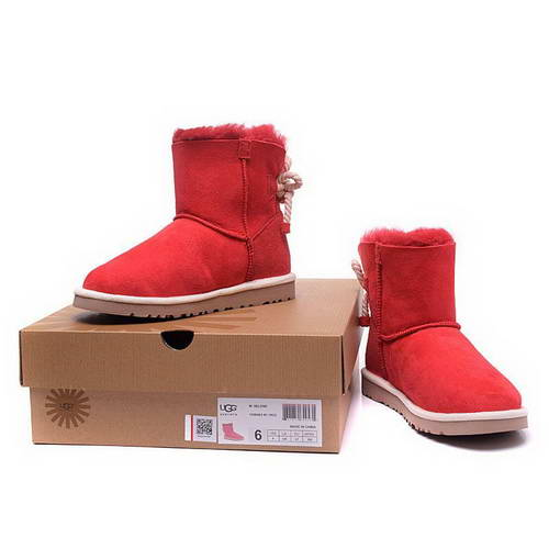 UGG 1006493 hemp rope red