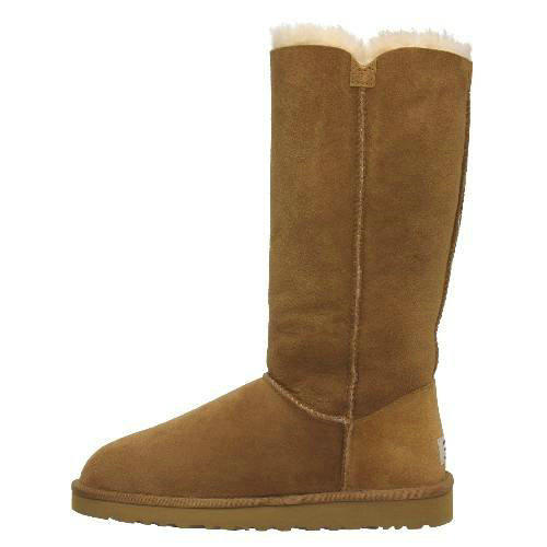 Bailey Button Triplet 1873 Ugg Boots - Chestnut