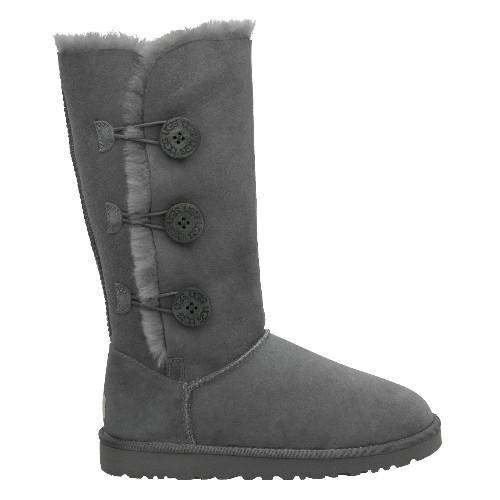 Bailey Button Triplet 1873 Ugg Boots - Gray