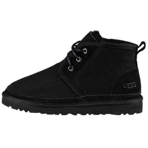 Mens Neumel 3236 Ugg Casual Shoes - Black