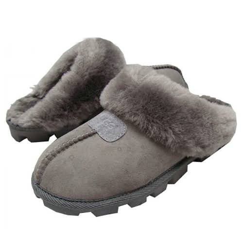 Coquette S N 5125 Ugg Slippers - Gray