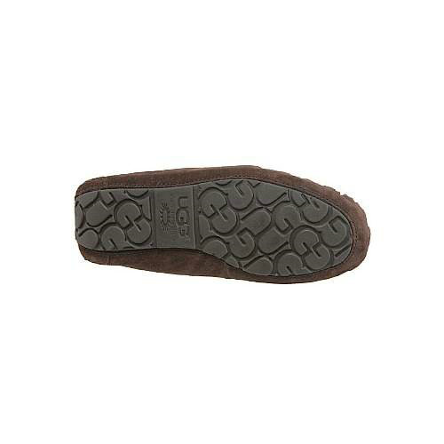 Dakota 5131 Ugg Flats - Chocolate