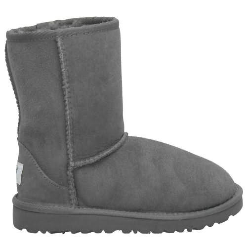 Kids Classic Short 5281 Ugg Boots - Gray