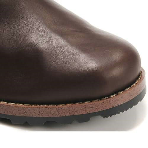 Liberty 5509 Leather Ugg Boots - Espress