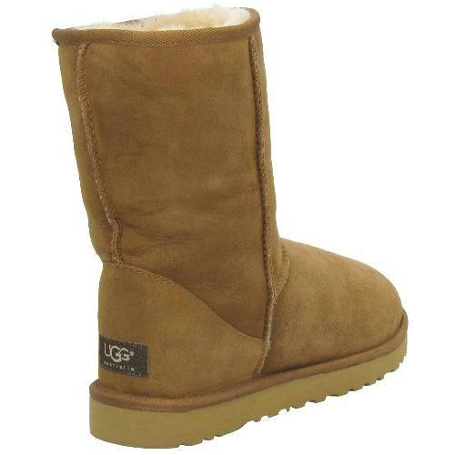 Mens Classic Short 5800 Ugg Boots - Chestnut
