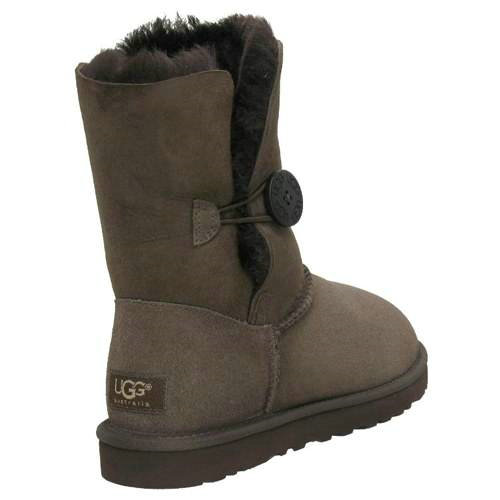 Bailey Button 5803 Ugg Boots - Chocolate