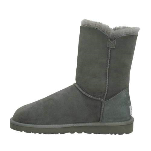 Bailey Button 5803 Ugg Boots - Gray
