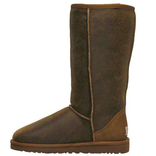 Classic Tall Bomber 5804 Ugg Boots - Chocolate