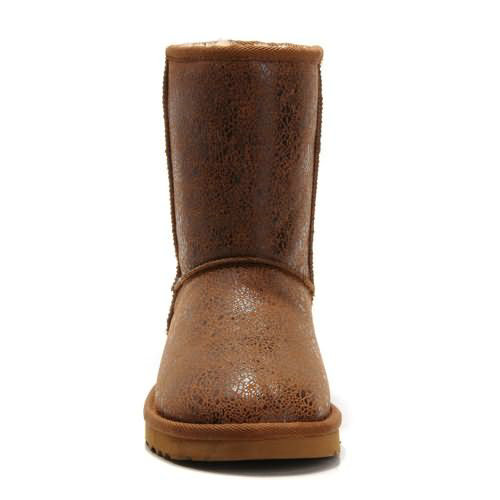 Classic Short W 5825 Ugg Boots - Brown