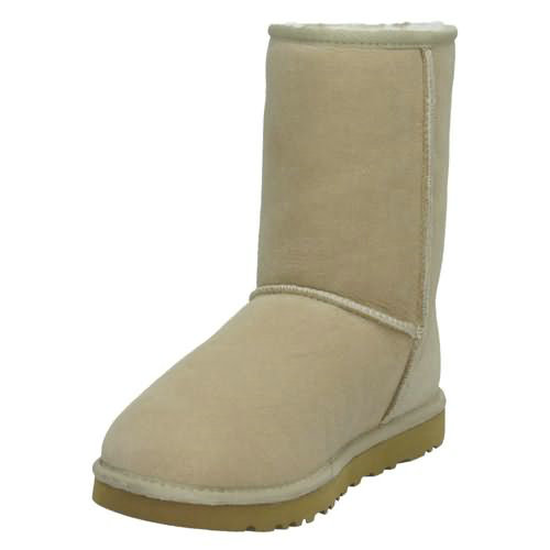 Classic Short W 5825 Ugg Boots - Sand