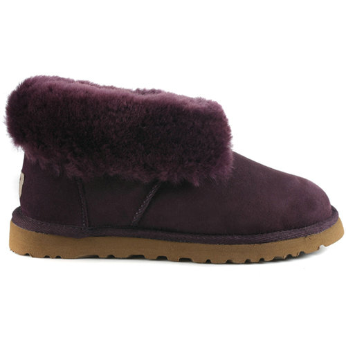 Classic Mini 5845 Essential Ugg Boots - Purple