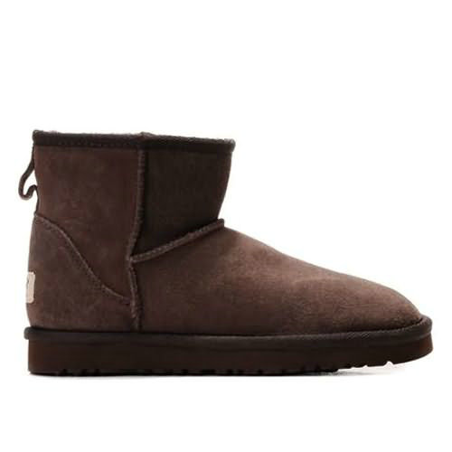 Classic Mini 5854 Ugg Boots - Chocolate