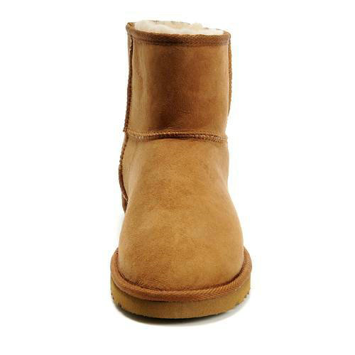 Mens Classic Mini 5854 Style Ugg Boots - Chestnut