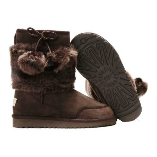 Classic Short 5899 Style Ugg Boots - Chocolate