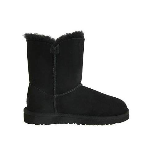 Kids Bailey Button T 5991 Ugg Boots - Black