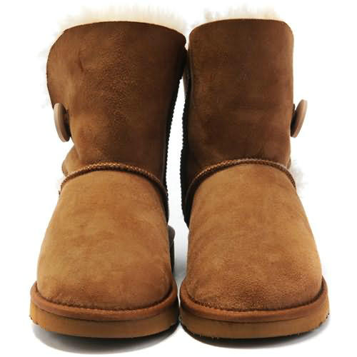 Bailey Button 6801 Ugg Boots - Chestnut