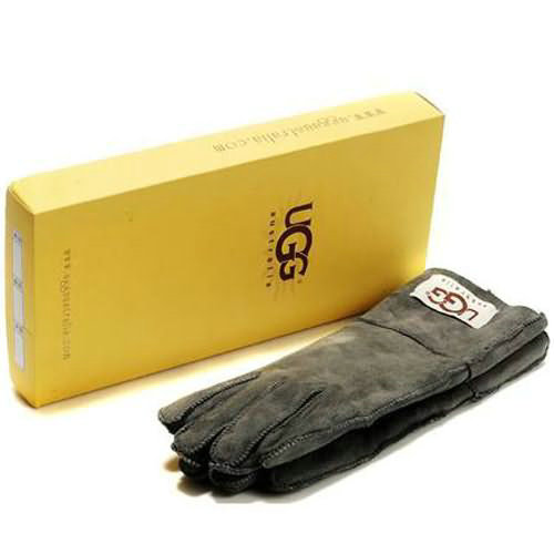 Ugg Gloves - Gray