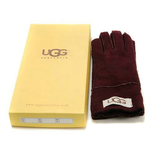 Ugg Gloves - Hepatic